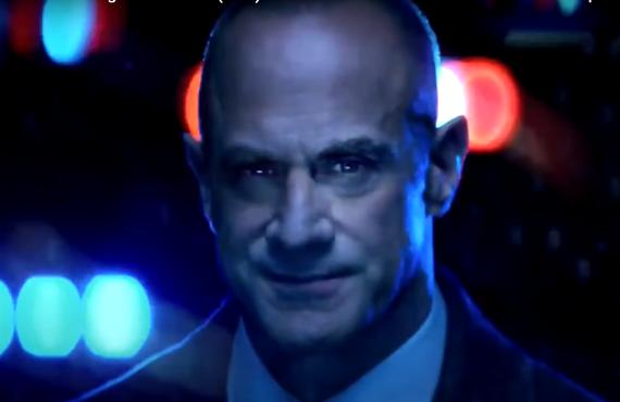 Christopher Meloni in Law & Order: Organized Crime (NBC)