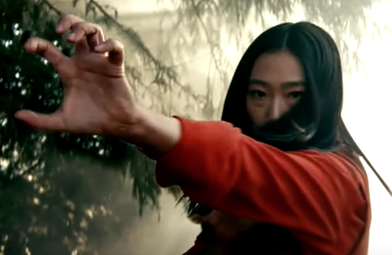 Olivia Liang in Kung Fu (CW)