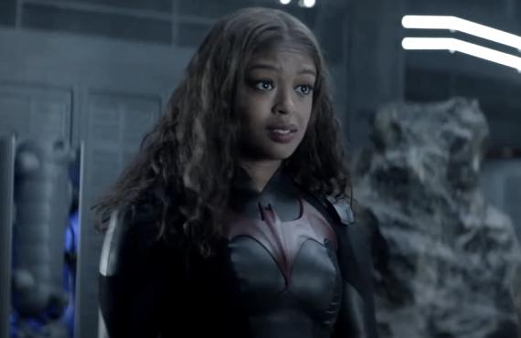Javicia Leslie in Batwoman (CW)