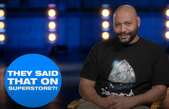 Colton Dunn of Superstore (NBC)