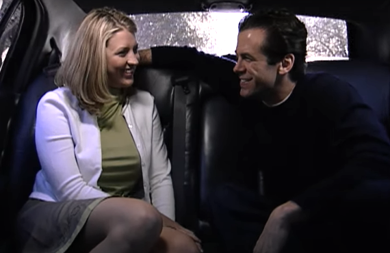 Amanda Marsh and Alex Michel on The Bachelor (ABC)