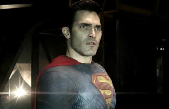 Tyler Hoechlin as Superman in Superman & Lois (CW)