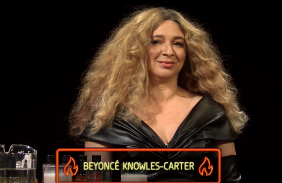 Maya Rudolph on Saturday Night Live (NBC)
