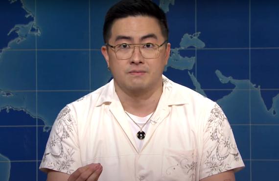 Bowen Yang on Saturday Night Live (NBC)
