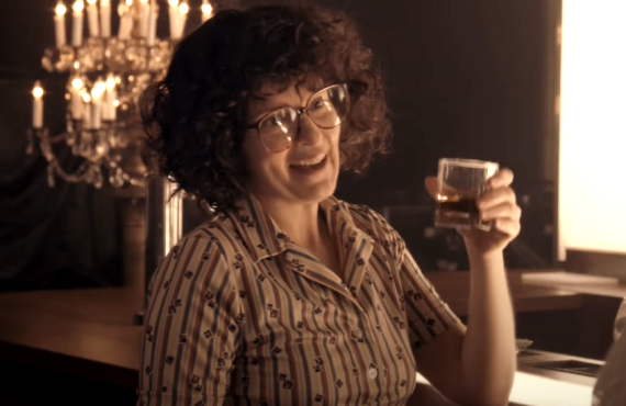 Tina Fey on Saturday Night Live (NBC)