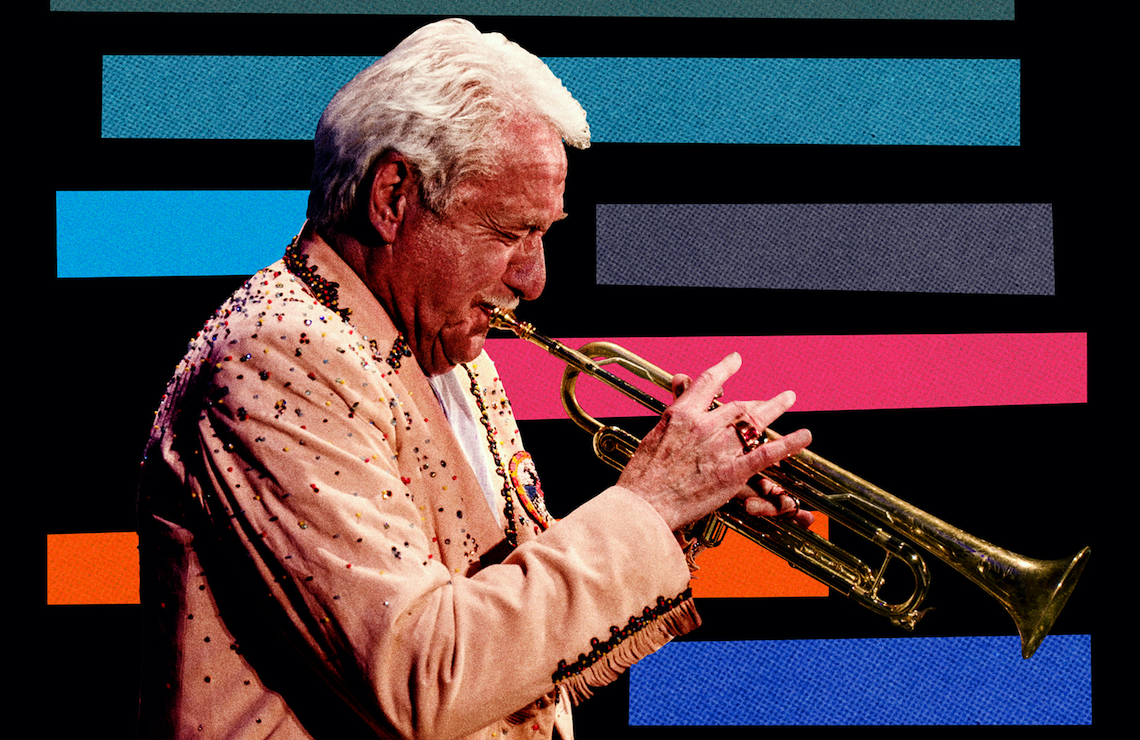 Never Too Late: The Doc Severinsen Story premieres Friday, April 2nd on PBS.