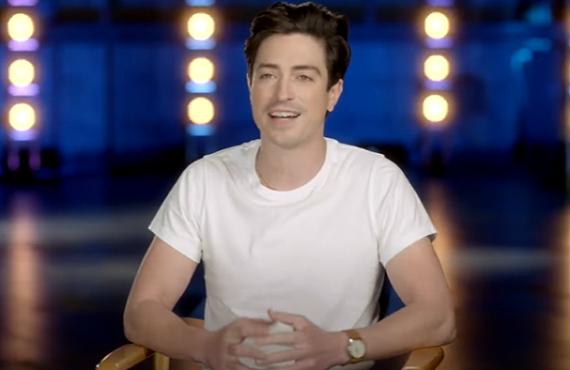 Ben Feldman of Superstore (NBC)