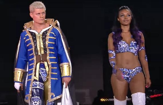 Cody & Brandi Rhodes in Rhodes to the Top (TNT)