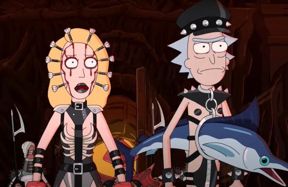 Rick and Morty (Adult Swim)