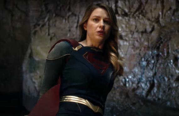 Melissa Benoist in Supergirl (CW)