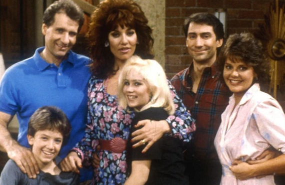 David Faustino, Ed O]Neill, Katey Sagal, Christina Applegate, David Garrison, Amanda Bearse of Married With Children (Fox)