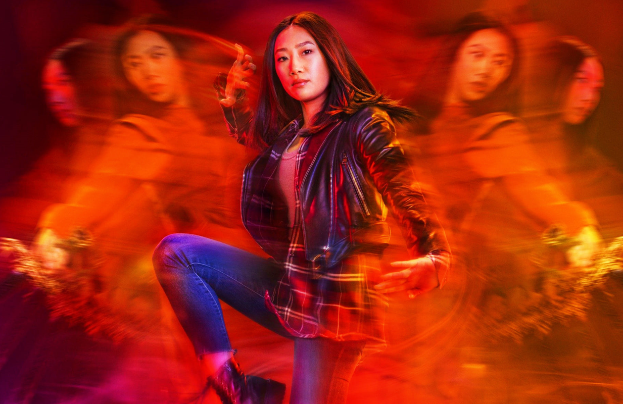 Olivia Liang stars in Kung Fu. (The CW)
