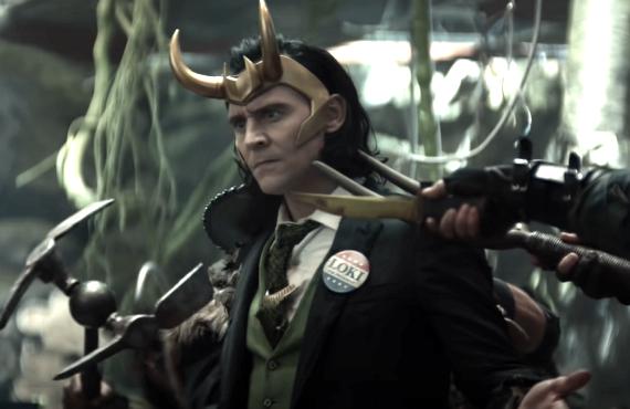 Tom Hiddleston is Loki (Disney+)