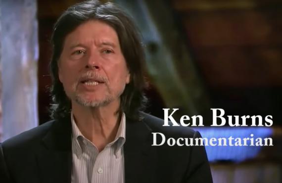 Ken Burns on Jimmy Kimmel Live! (ABC)