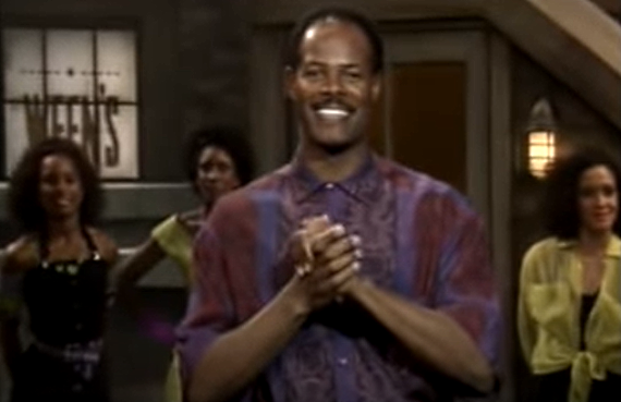 Keenan Ivory Wayans of In Living Color (Fox)