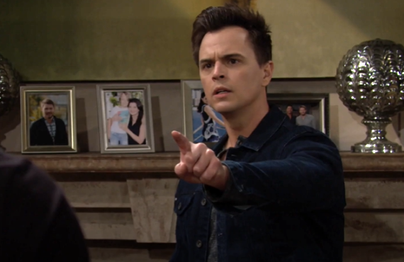 Darin Brooks on The Bold and the Beautiful (CBS)