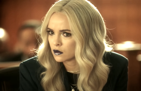 Danielle Panabaker in The Flash (CW)
