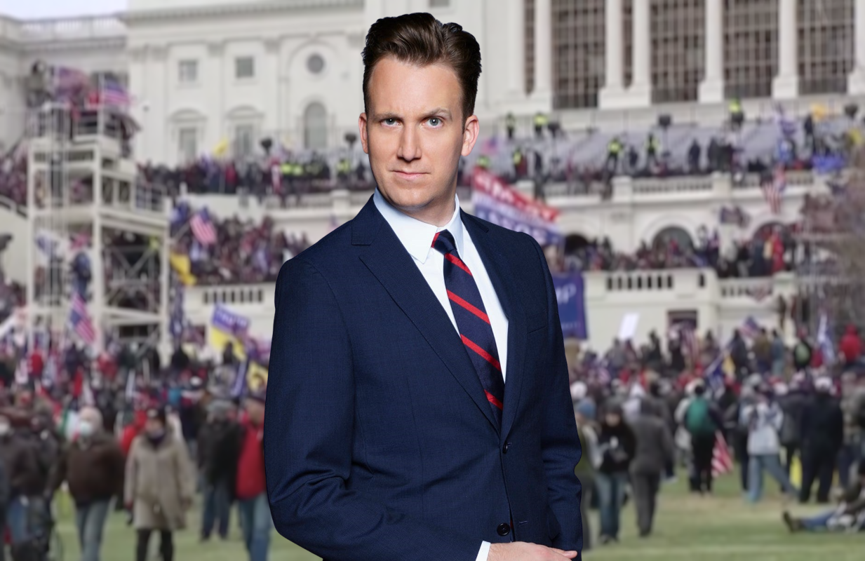 The Daily Show with Trevor Noah Presents: Jordan Klepper Fingers the Pulse - Into the MAGAverse (Comedy Central)