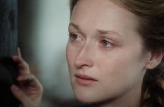 Meryl Streep in Holocaust (NBC)