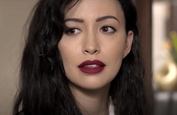 Christian Serratos in Selena: The Series (Netflix)