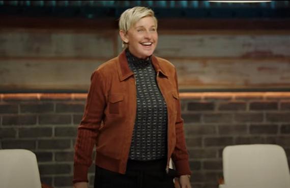 Ellen DeGeneres on Ellen's Next Great Designer (HBO Max)