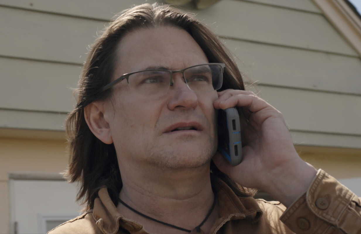 Sasquatch follows investigative journalist David Holthouse as he looks for answers in the unsolved case of a 25 year-old  triple homicide. (Photo: Hulu)