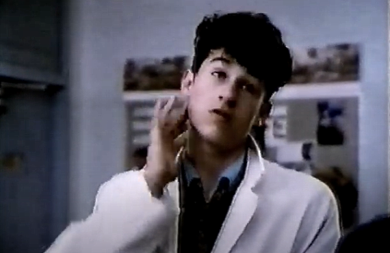 Patrick Dempsey in Fast Times (CBS)