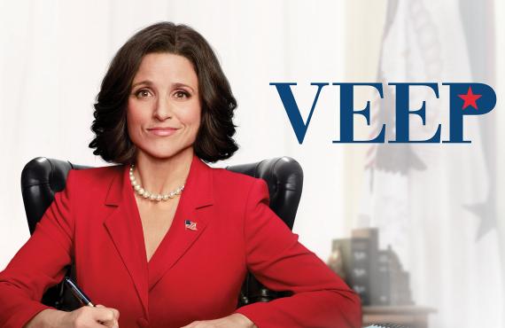 Julia Louis-Dreyfus of Veep (HBO)