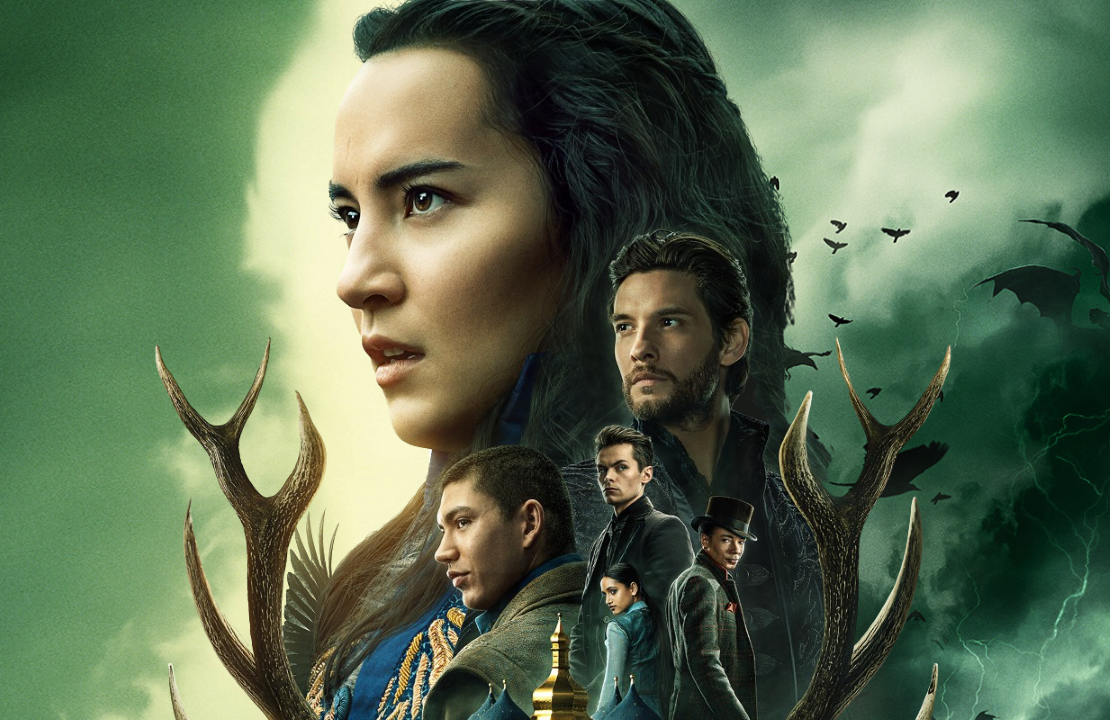 Shadow and Bone premieres today on Netflix.