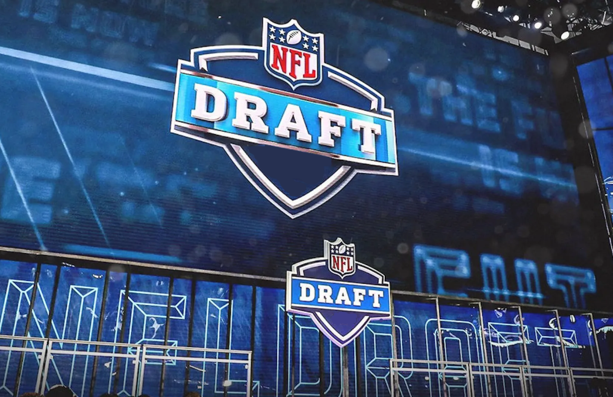 The NFL Draft is headed outdoors this week in Cleveland.