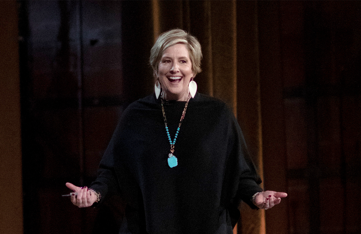 Brené Brown: The Call to Courage (Netflix)