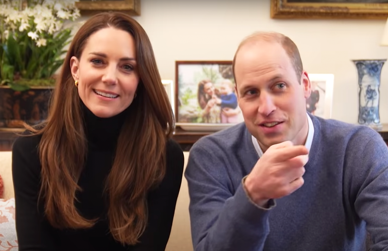 The Duke and Duchess of Cambridge take fans inside royal life on their new channel (YouTube)