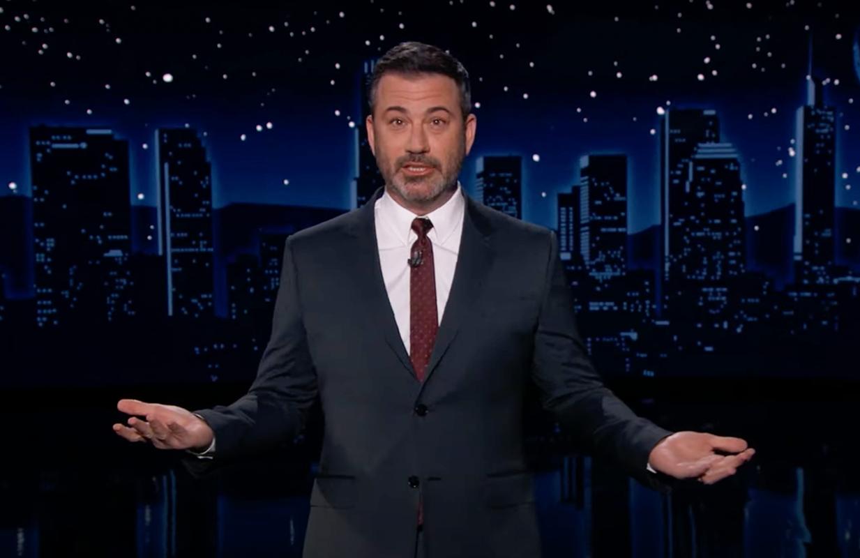 Late night host Jimmy Kimmel (Photo: ABC)