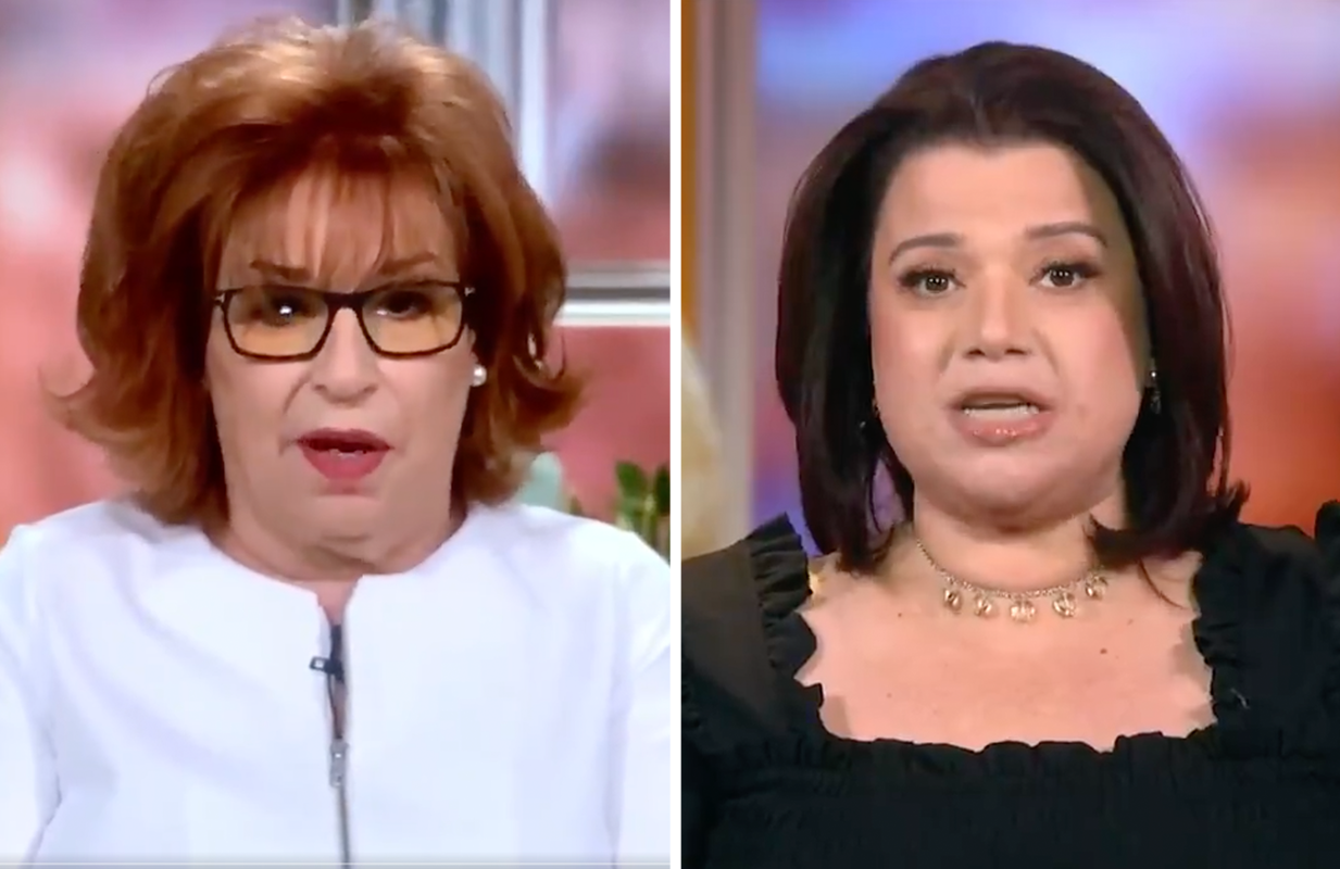 The View hosts headed into the weekend with an uninterrupted rant about Fox News (Photo: ABC)