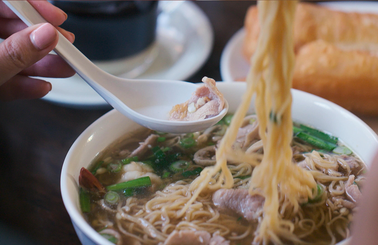 Ramen featured in Eater's Guide to the World (Photo: Hulu)