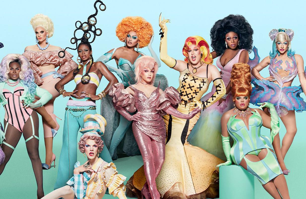 The RuPaul's Drag Race Season 13 cast (Photo: VH1)