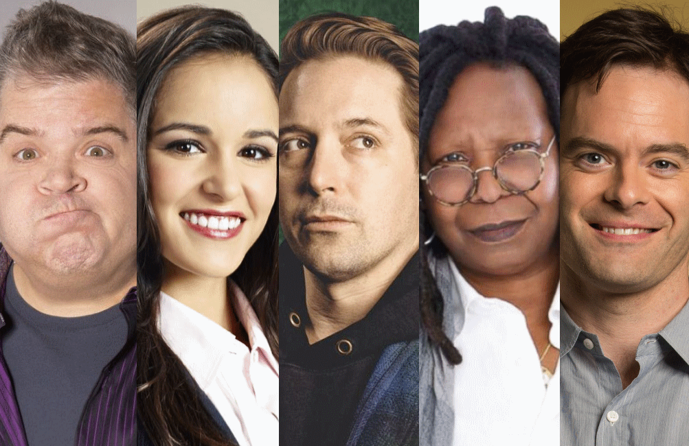 Patton Oswalt, Melissa Fumero, Beck Bennett, Whoopi Goldberg and Bill Hader are among the comics lending their voices to Marvel'sM.O.D.O.K.