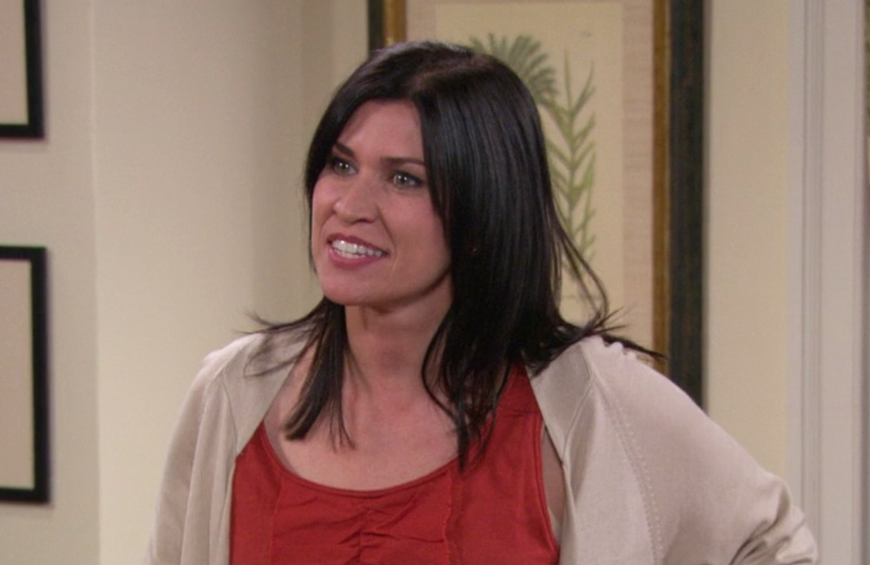 Nancy McKeon in Sonny with a Chance. Photo: Disney+