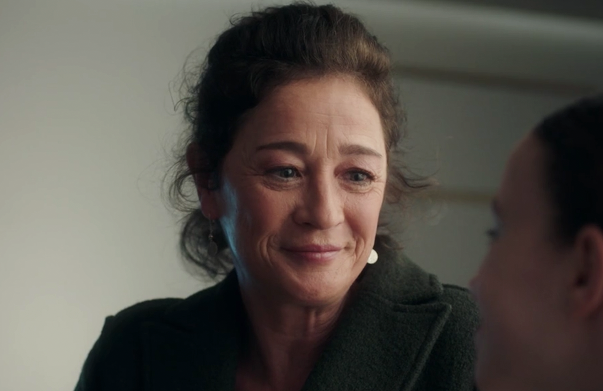 Moira Kelly in The Resident. Photo: Hulu