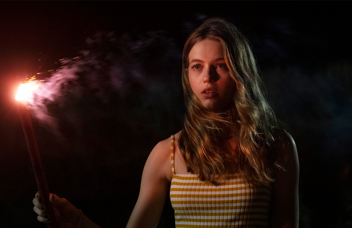 Panic star Olivia Welch (Photo: Matt Lankes/Amazon Studios)