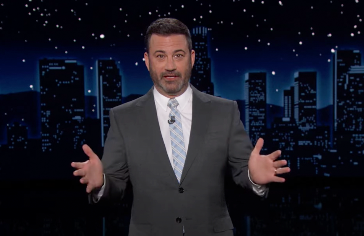 Kimmel vs. Cruz is back and better than ever. (Photo: ABC)