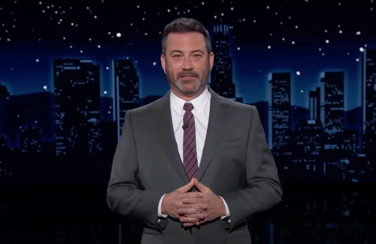 Jimmy Kimmel: 80 million, Nikki Haley: 0. (Photo: ABC)