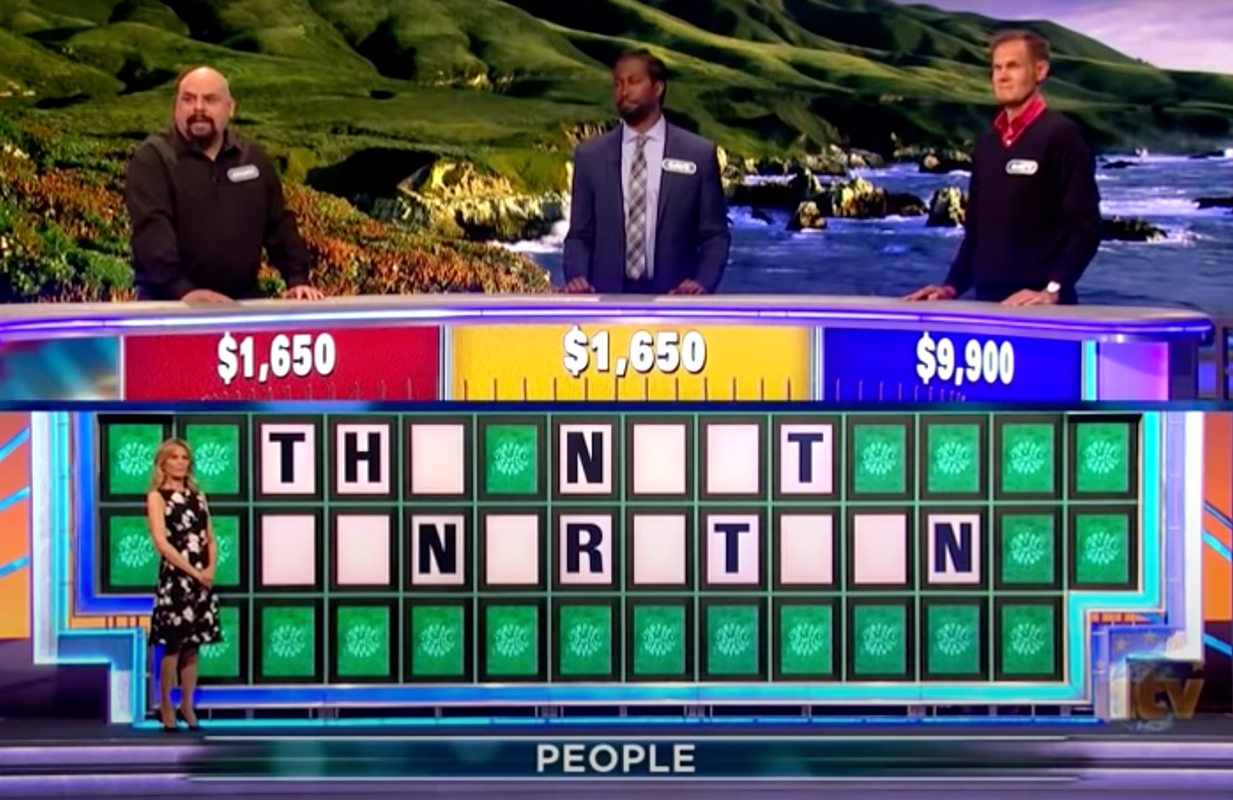 """""""The Best Buttercut"""" is not the answer to this puzzle. (Photo: CBS)"""