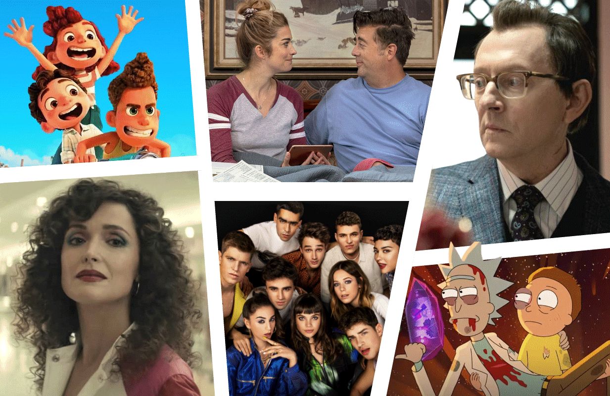 (Photos: Disney+, AMC, Paramount+, Apple TV+, Netflix and Adult Swim)