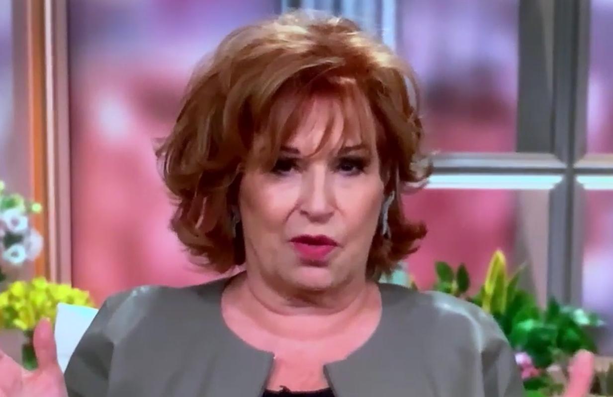 Joy Behar spent her morning equating Jeffrey Toobin, Louis C.K., and Al Franken's misconduct scandals. (Photo: ABC)