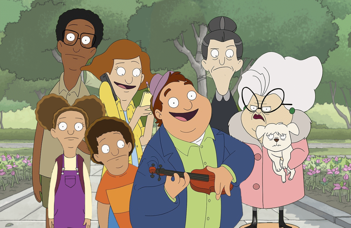 The citizens of Central Park are back —  and they've got guests! (Apple TV+)
