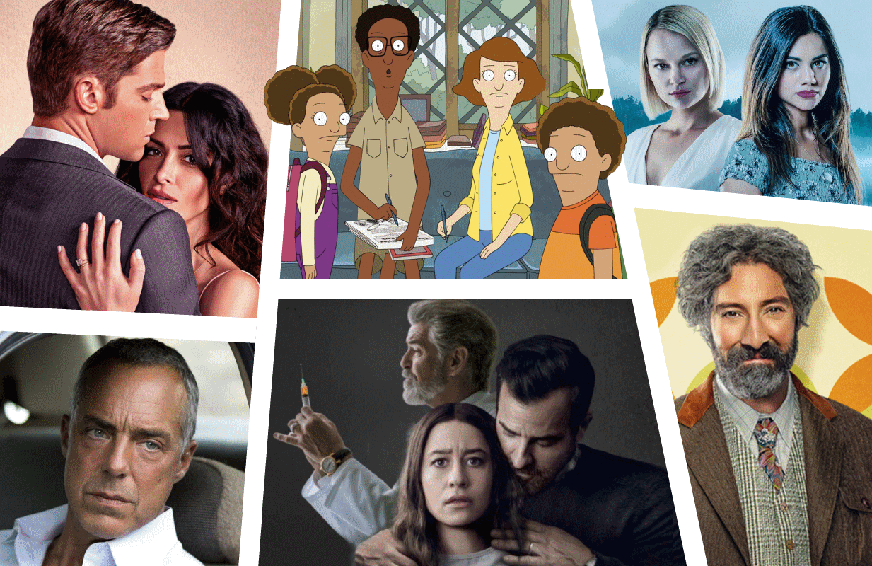 (Photos: Netflix, Apple TV+, Amazon, Hulu, Disney+)