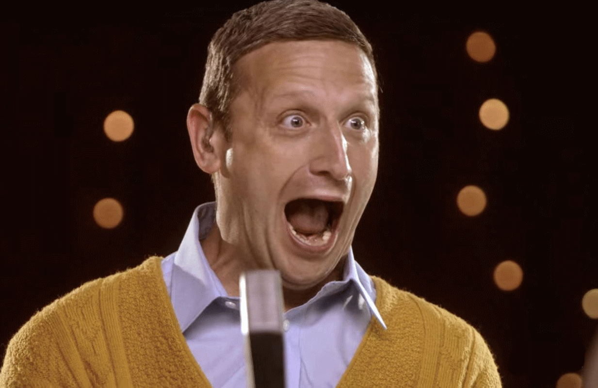 Tim Robinson in I Think You Should Leave. (Photo: Netflix)
