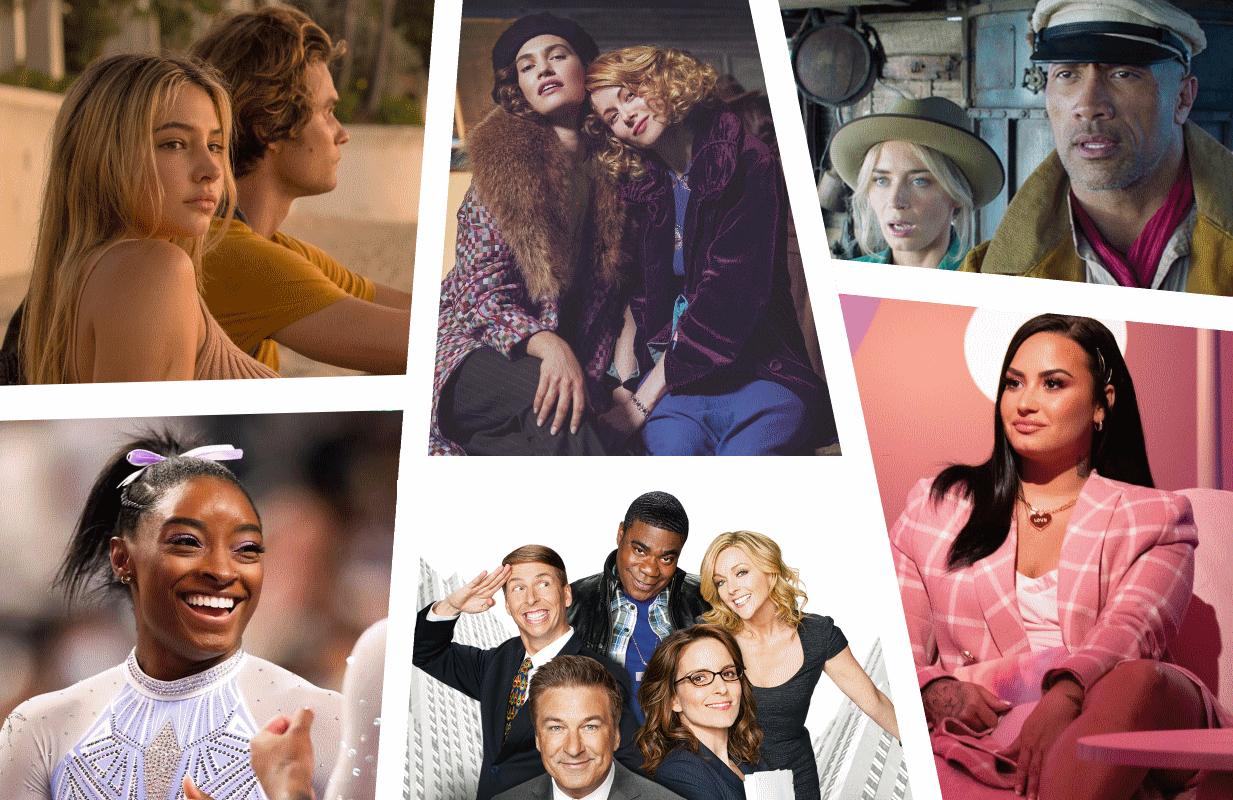 (Photos: Netflix, Amazon, Disney, NBC, Roku)