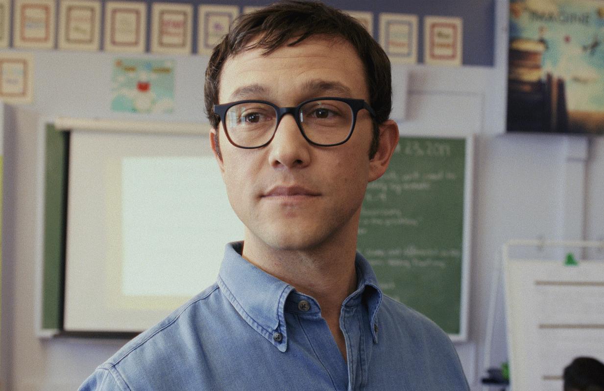 Joseph Gordon-Levitt in Mr. Corman. (Photo: Apple TV+)